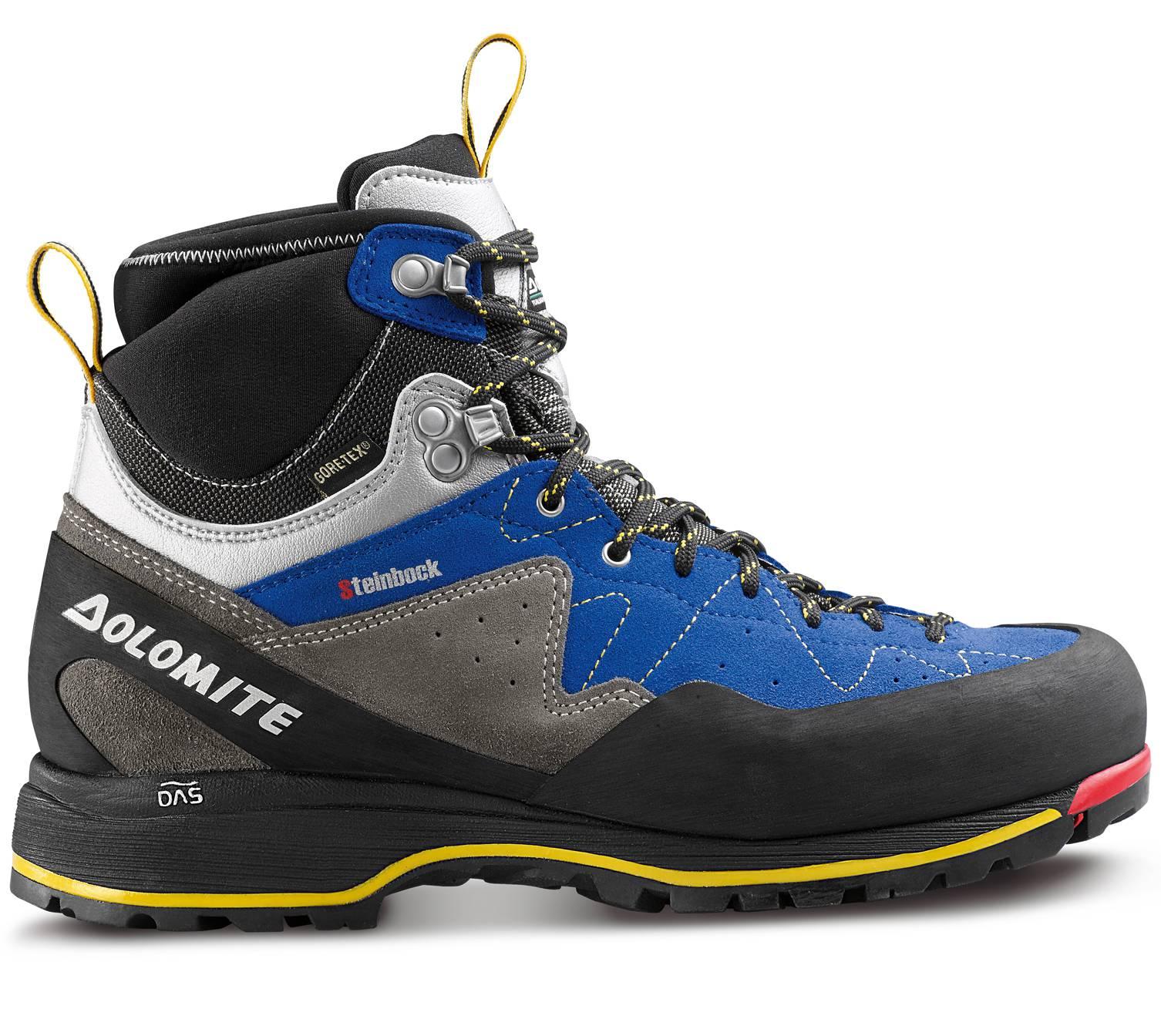Dolomite Steinbock Approach HP GTX Uomo Scarponi Trekking Scarponcino Montagna