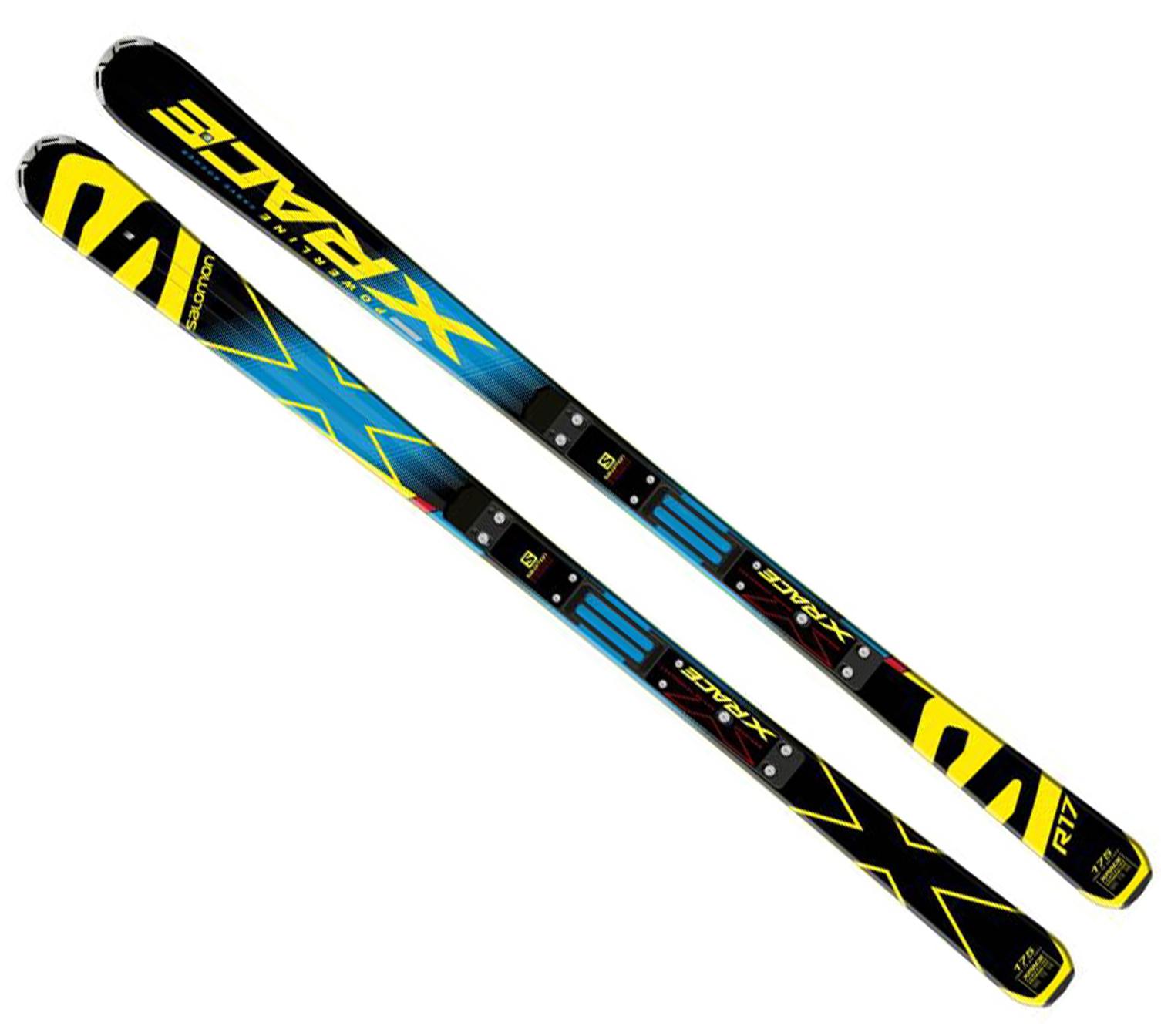 SALOMON X Race (Skis Racing 2015)