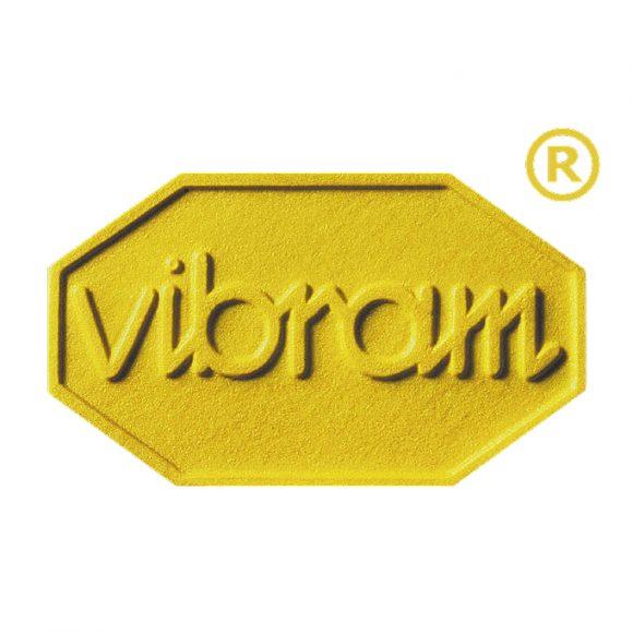 Il logo Vibram
