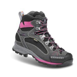 Lo scarpone da hiking ed escursionismo Garmont RAMBLER GTX® WMS colore Shark/Passion