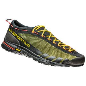 La scarpa da approach La Sportiva TX 2, look accattivante e alta tecnologia