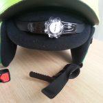 Casco Alpina Grap 2.0 con il pratico sistema di regolazione tramite rotella posteriore