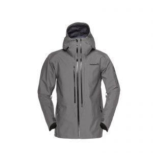 La giacca del completo Norrona Lofoten Ace GTX