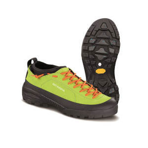SCARPA lancia la nuova calzatura lifestyle Haraka, dotata di suola Vibram Arctic Grip, ideale per le passeggiate invernali e la vita in città