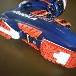 Dettaglio della suola dello scarpone Nordica Strider Pro 130 Dyn