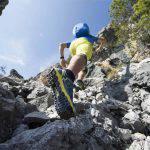 Trekking veloce con le suole Michelin