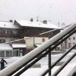 27 aprile in Val Senasles, dove l'inverno no finisce mai