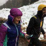 Scarpe da trekking e trail running nel test invernale