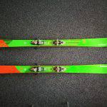 Visione d'insieme dello sci Elan Rip Stick 96