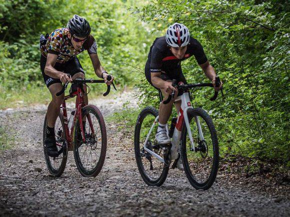Gravel style al Tuscan Gravel Road Race, ph Claudio Marinangeli