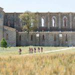 Scorci di Toscana al Gravel style al Tuscan Gravel Road Race, ph Costantina Pozzi