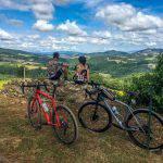 Gravel bike al Tuscan Gravel Road Race, ph Claudio Marinangeli