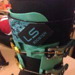 Booster strass sulla sommità del gambaletto
