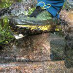 Ottimo grip anche su rocce bagnate Salewa Ultra Flex Mid GTX