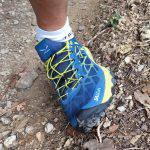 Iper pronazione forzata per saggiare la risposta della calzatura