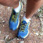 Una scarpa dinamica e protettiva allo stesso tempo