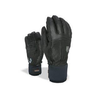 Level Off Piste Leather color nero