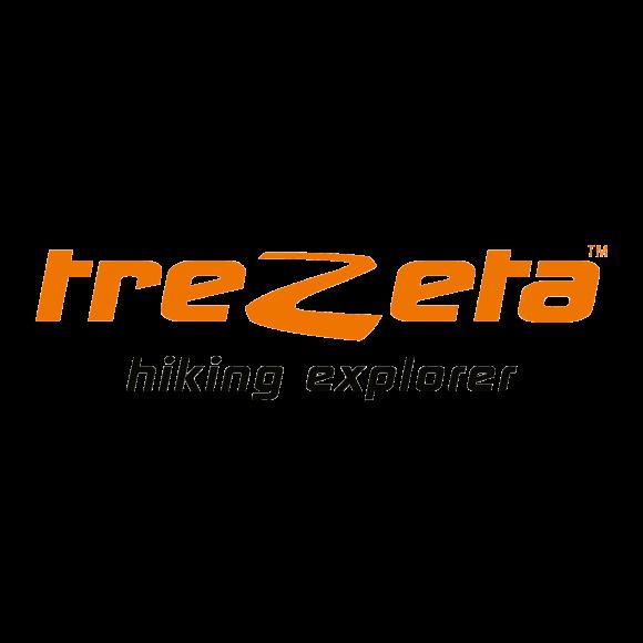 Il logo del marchio Trezeta, csalzature