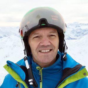 Fabrizio Malisan, maestro di sci, allenatore e outdoorman