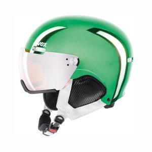 Uvex 500 Visor, casco da sci alpino
