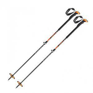 Leki Aergon Lite 2 Carbon, bastone da sci alpinismo