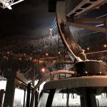 La funivia Skyway al Monte Bianco