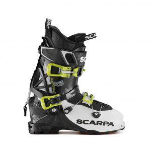 Scarpone da scialpinismo vista laterale Scarpa Maestrale RS