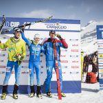 Team SCARPA Skimo - CDM 2018 (foto Riccardo Selvatico)