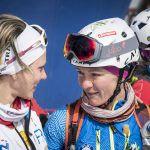 Team SCARPA Skimo - Katia Tomatis (foto Riccardo Selvatico)