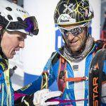 Team SCARPA Skimo - Magnini-Eydallin (foto Riccardo Selvatico)