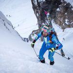 Team SCARPA Skimo - Robert Antonioli a Madonna di Campiglio (foto Riccardo Selvatico)