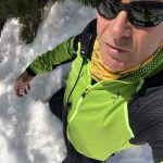 Kayland Cross Mountain GTX, immerse nella neve