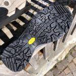 Trezeta Indigo con suola Vibram Super rubber