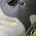 Vibram Fivefingers V-ALPHA, tomaia in misto lana/sintetico con rinforzi