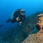L'immersione subacquea è un'attività che prevede l'immersione completa del corpo umano in un ambiente liquido