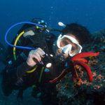 Il diving prevede l'utilizzo di un'attrezzatura all'avanguardia