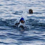 Test in mare degli occhiali Aqua Sphere Kayenne Lady