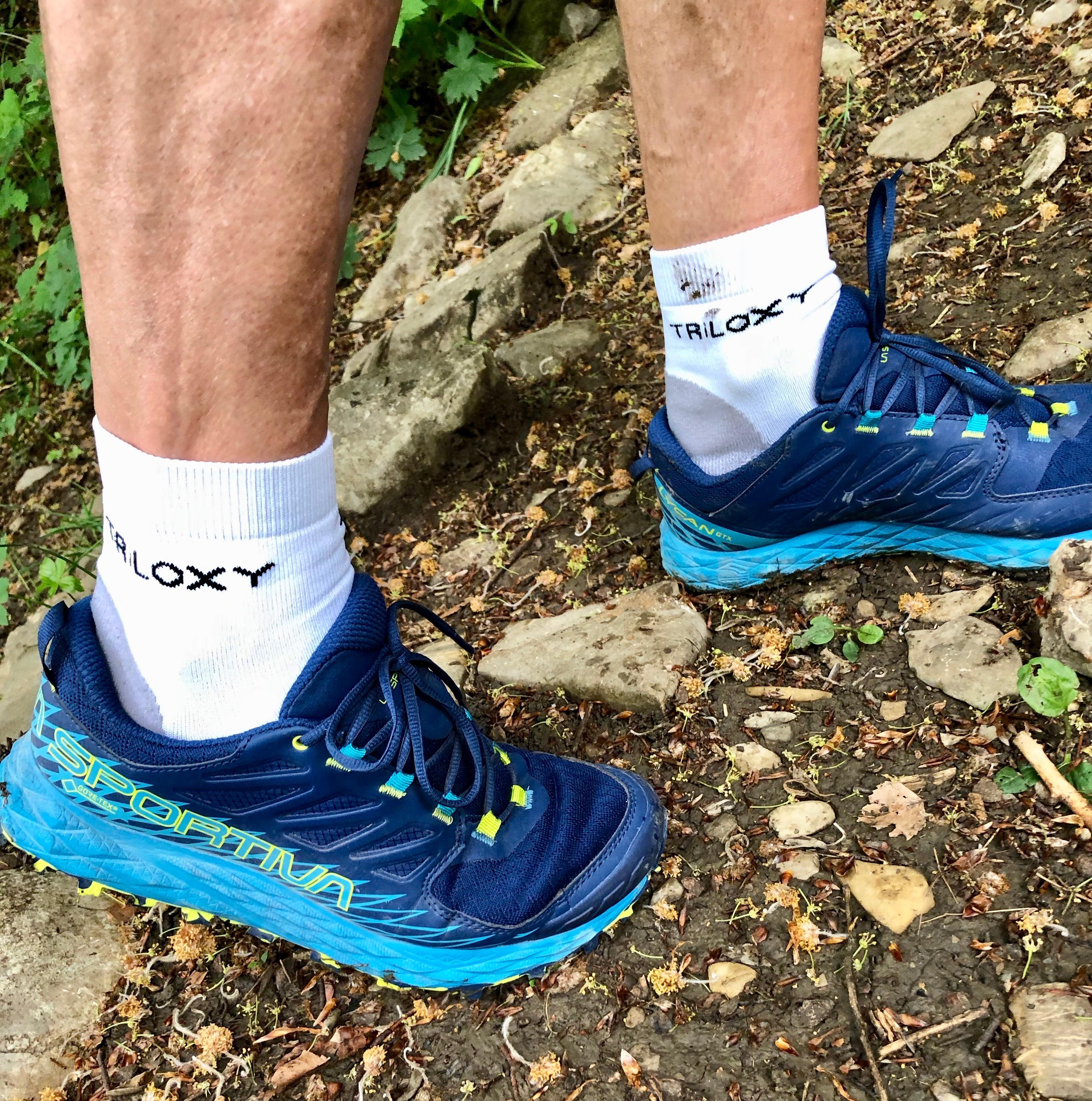 La Sportiva Lycan GTX, scarpa da trail running su terreni invernali