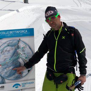 Marco Di Bello - Montura