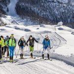 Abbigliamento tecnico Montura al Monterosa Ski (Foto Stefano Jeantet)