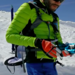 CAMP Hybrid Jacket Prova sul campo in Val Senales