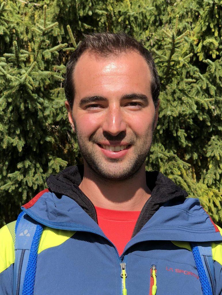 Riccardo Pizzetti, fisioterapista