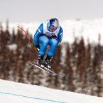 Dominik Paris, atleta azzurro, in azione