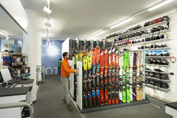 Mystery shoppers nel noleggio sci di qualità