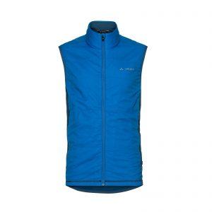 Vaude Bormio hybrid vest M radiate blu