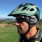 Il profilo del casco Alpina Anzana L.E.