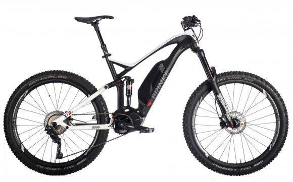 XFR+ di Brinke Bike