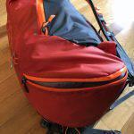 Salewa Winter Train 26 la tasca inferiore per ramponi e pelli