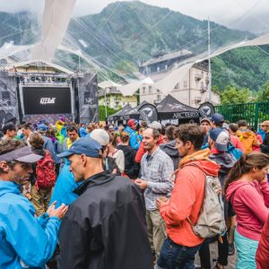 Alpine Vuillage all'Academy Arc'teryx - foto Hugo Vincent