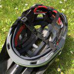 Uvex Quatro Integrale, casco da mountain bike, vista interna